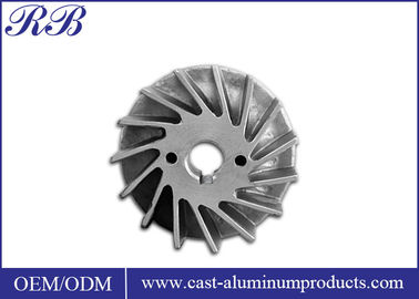 Small Size High Precision Stainless Steel Impeller Customized Investment Casting